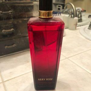 Victoria Secret very sexy body spray